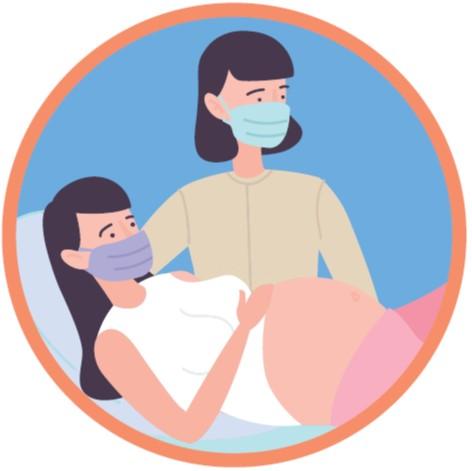 Recommandations Covid-19 en maternité